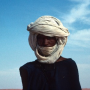 The Tuareg nomads of Africa