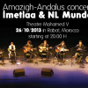 Amazigh-Andalus concert by Imetlaa and Nl Mundo