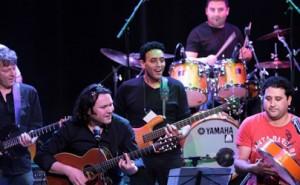 Imetlaa & Milouda concert  in Rotterdam on 18/01/2013