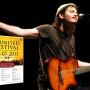 Khalid Izri in concert in B-United festival (Brussels)